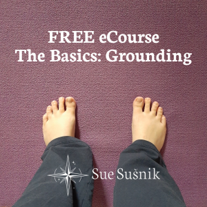 Free eCourse on Grounding